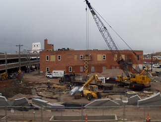 Main Street Square Project, Rapid City SD